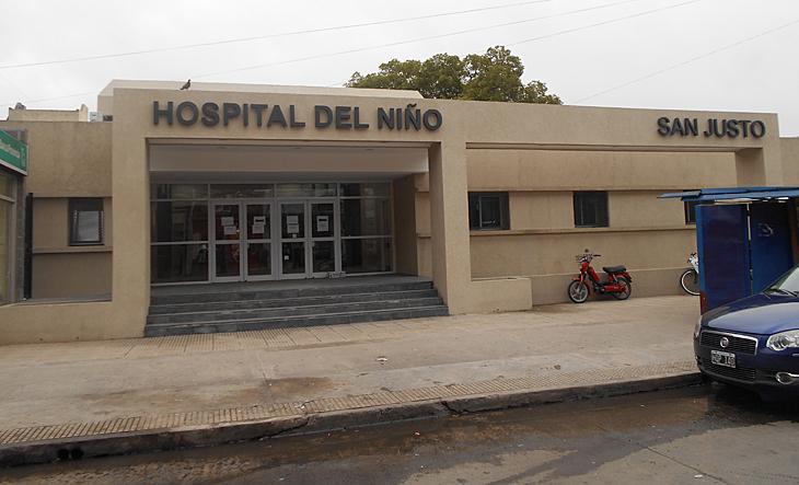 El Hospital de Niños de San Justo: Un orgullo