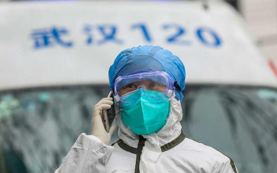 CORONAVIRUS: RECOMENDACIONES PARA EQUIPOS DE SALUD