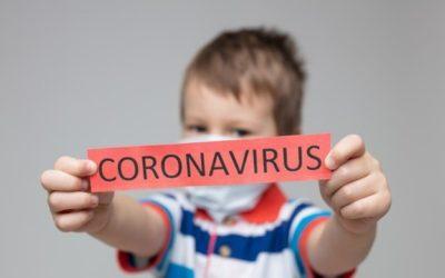 Coronavirus: impacto en la población pediátrica